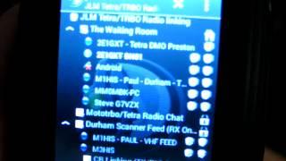 Teamspeak 3 on F22 (Radio over IP)
