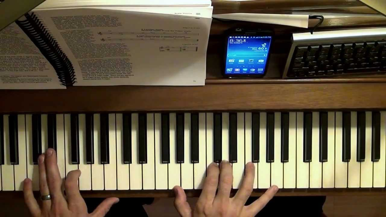 Gonna be alright piano chords youtube gonna be alright piano chords hexwebz Choice Image