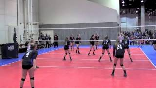 Julianne Miller Volleyball 6