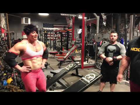 Chest Training At Elitefts Part 1