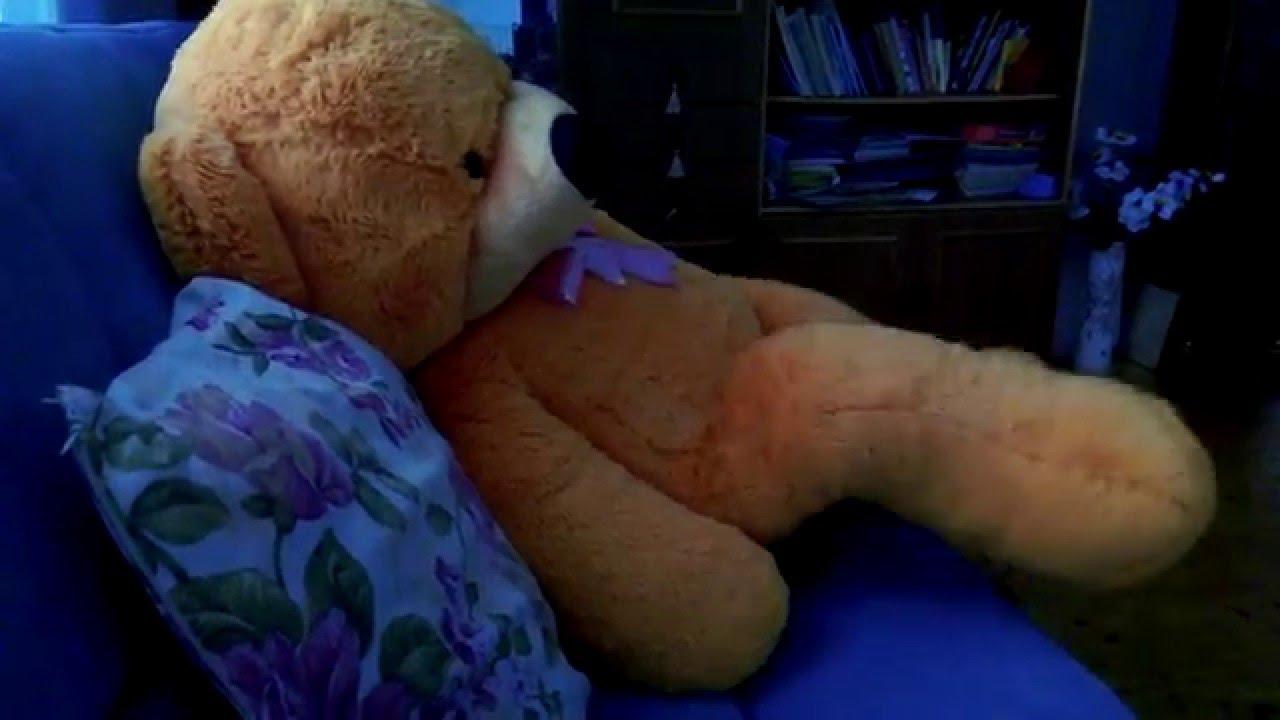 Плюшевые медведи купить в Москве - YouTube