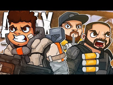 Girthquake UNDEFEATED! With TimTheTatMan & CourageJD - Apex Legends!