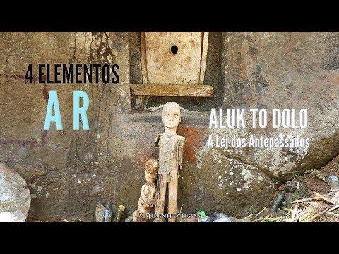 4 ELEMENTOS | AR - Aluk To Dolo, A Lei Dos Antepassados (Tana Toraja, Sulawesi)