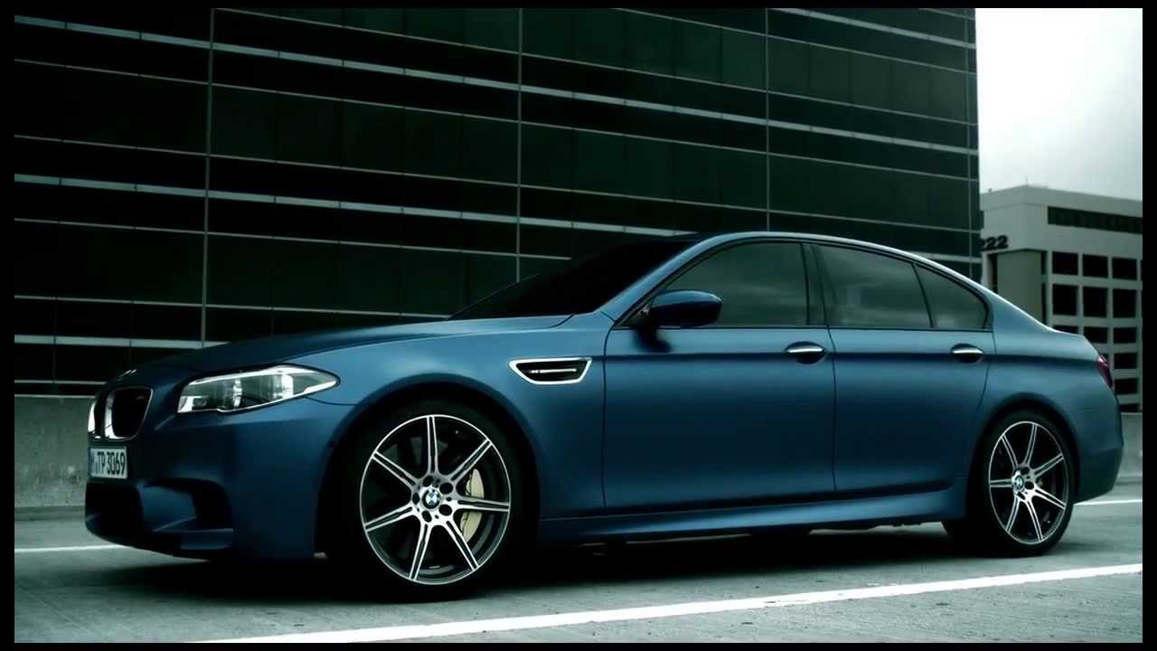 2014 Bmw M5 With Competition Package Youtube
