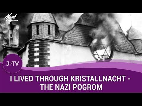 I Lived Through Kristallnacht - the Nazi Pogrom