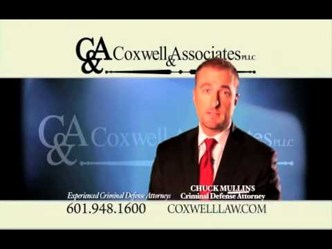 Coxwell & Associates partner Chuck Mullins: We will fight for you.