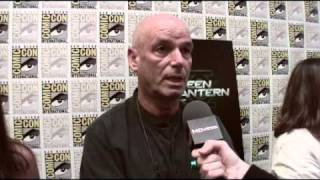 Green Lantern - Comic-Con 2010 Exclusive: Director Martin Campbell
