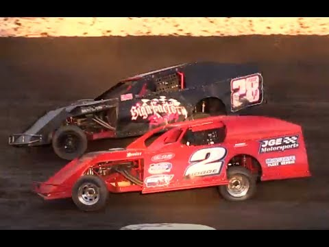 Heat Races: Richie McGowan Memorial at Bakersfield Speedway 6-24-17