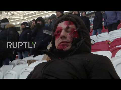 Russia: Tatarstan conducts security drills ahead of 2018 FIFA World Cup