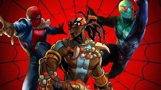 Marvel: Vote for the next Spidey in Spider-Man Unlimited!