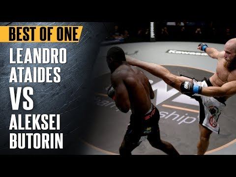 Leandro Ataides vs. Aleksei Butorin – Best Of ONE Championship