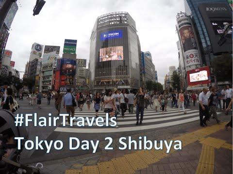 Japan, Blending in Harajuku and Shibuya - Flair Travels