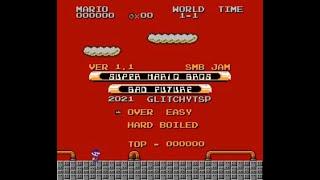 SMB Hack Walkthrough - Super Mario Bros. Bad Future