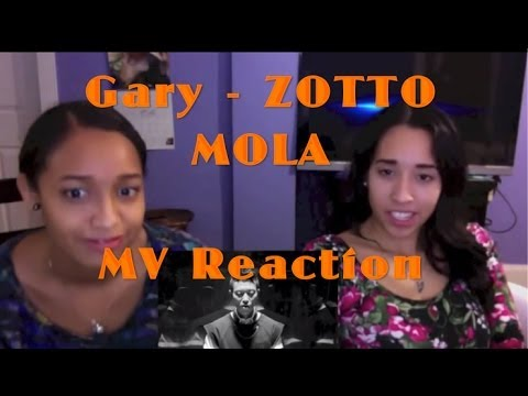 Gary(개리) - ZOTTO MOLA(XX몰라) mv reaction