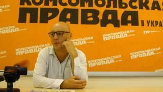 украинский актер Дмитрий Суржиков - 2