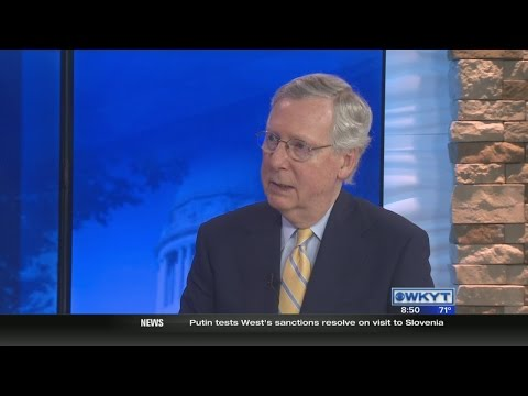 Mitch McConnell on Kentucky Newsmakers