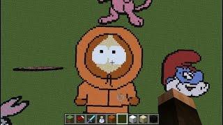 Minecraft Pixel Art Kenny Southpark Tutorial Mp3 Muzik Indir Dinle Mp3kurt Net