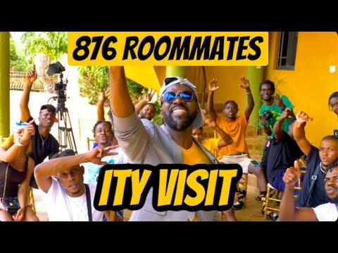 Download 876 Roommates | Episodes 11 & 12 - Surprise Visit from Ity.