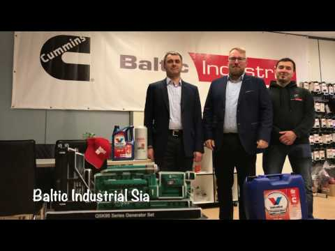 Holiday Greetings from Baltic Industrial