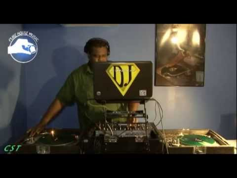 DJ L'Monte of Chicago,IL:  Pure House Music DJ Battle