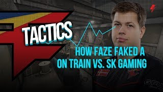 How FaZe ran a blind fake into SK's counter, and won (ESL Pro League S6 Finals)