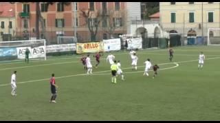 Finale-Sestri Levante 3-3 Serie D Girone E