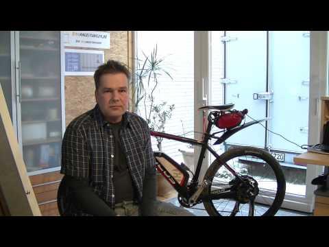 E-Bike mit Bionx Antrieb M-Ped-SE Vmax Tuning  für  Pedelec S-Pedelec