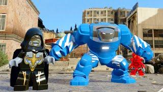 Lego Marvels Avengers Sokovia Hub All Character Tokens/Gold Bricks/Collectibles