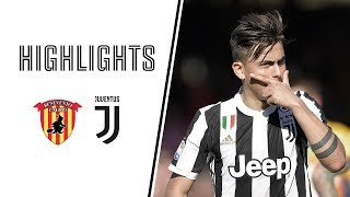 HIGHLIGHTS: Benevento vs Juventus - 2-4 - Serie A - 07.04.2018