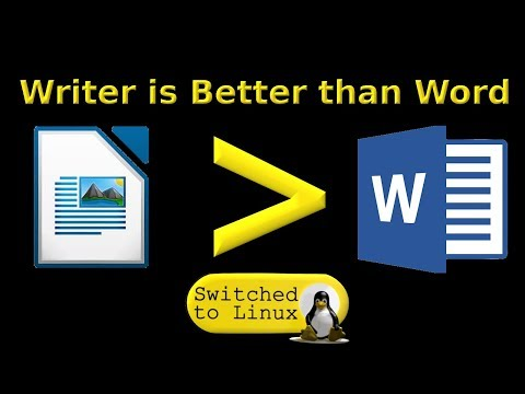 Writer Is Better Than Word