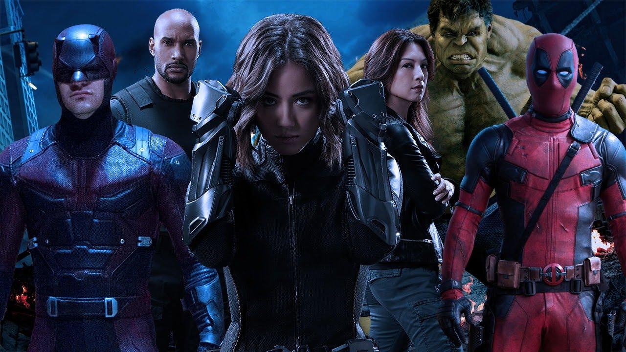 Marvel Agents Of Shield Staffel 2 Free Tv