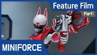 [English ver.dub #Feature Film] Mini Force : New Heroes Rise (Part1)
