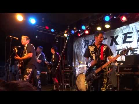 Rocket From The Crypt at Double Door 1-4