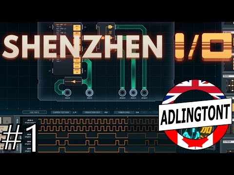 Shenzhen I/O - #1 - Moving to China