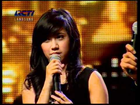 Dera (Bizzare Love Triangle - Frente) Indonesian Idol 2012 Spectacular 6