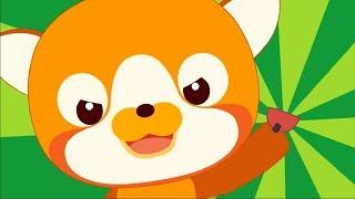 Детские песенки - Baeko : Хикори Дикори Док - теремок тв песенки для детей