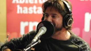 """Manuel Carrasco """"Uno por uno"""" en Abierto hasta las 2 (Madrid, 16/11/2015)"""