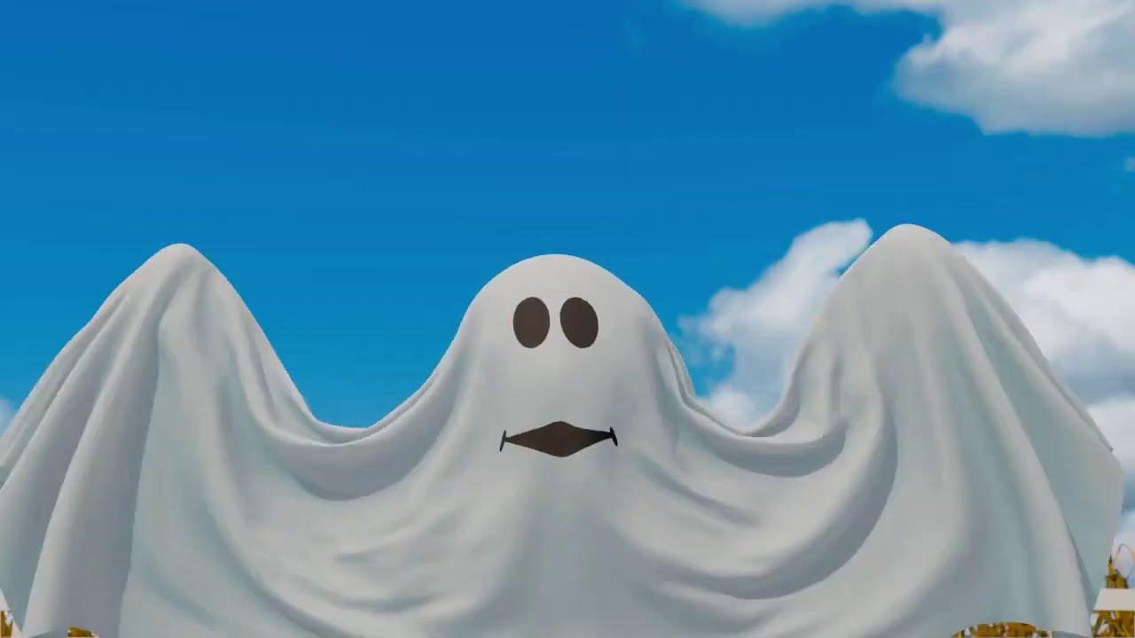 Буба 🎃 Хэллоуин: Призрак 👻 Подборка - Весёлые мультики для детей - Буба МультТВ