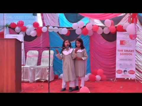Mahnoor GuL speech at The Smart School