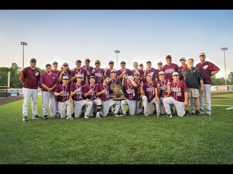 Menomonee Falls High School Boy's Baseball State Champions - 2015