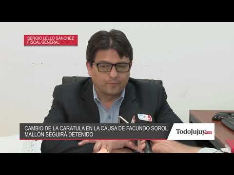 Caso Facu Sorol: cambió la caratula y Mallón seguirá detenido