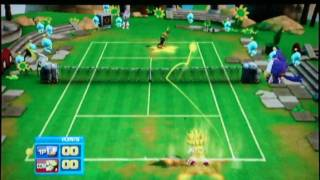 SEGA Superstars Tennis (Wii) - PC e Consoles