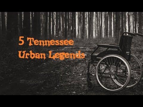 5 Tennessee Urban Legends