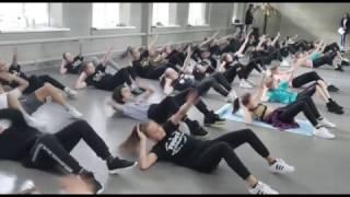 30-летию Театра танца TODES посвящается