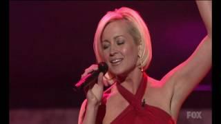 Kellie Pickler   Red High Heels  ( LIVE) American Idol