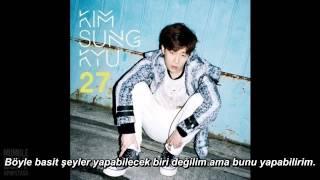 {Turkish Sub} Kim Sunggyu - Daydream (Feat  Borderline TABLO  JW)