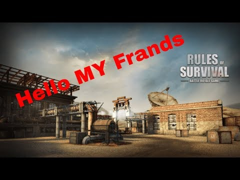 🔴 Happy Republican Day GUYS#Rules of survival-PC🔴