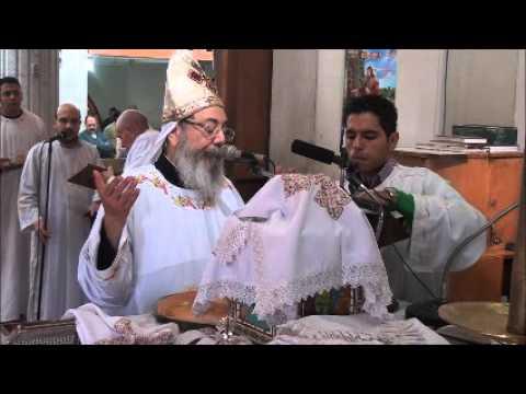 الطلبات و الاواشي من القداس الغريغوري ليوم السبت للأب الحبيب القمص جورجيوس بطرس