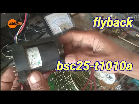 Flyback Tv China Bsc 25-T1010A