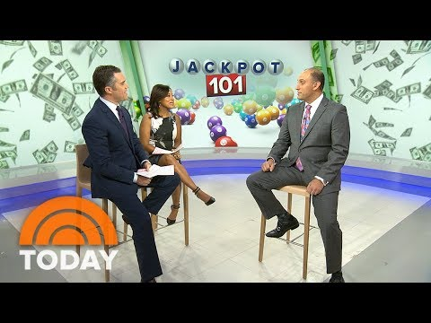 Mega Millions Jackpot Is Up To $1.6 billion: What To Do If You Win | TODAY